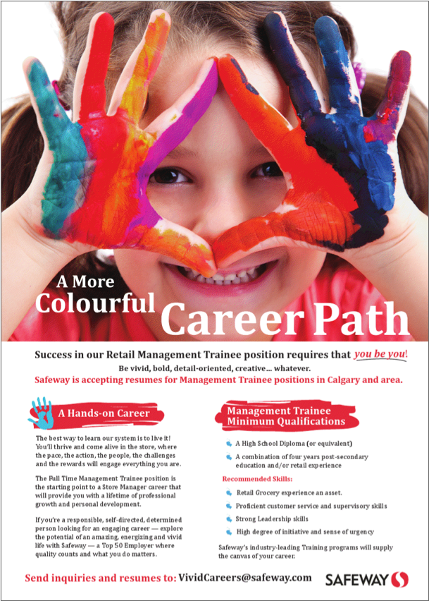 Each year recruitment ad agencies and corporate recruiting departments from around the world enter their best creative advertising campaigns to be judged by marketing and human resource professionals. An the winners of the Creative Excellence Awards 2010 have been announced. Here are the best Single Ads: 1st Place: Colourful Career […]